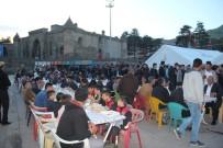 BİTLİS - Bitlis'te Yüzlerce Kişi İftar Çadırında Buluşuyor