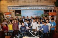 ŞAHINBEY BELEDIYESI - Camiye Giden Çocuklar Ödüllendirildi