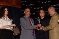 GÖKSEL GÜMÜŞDAĞ - Cengiz Ünder'e En Başarılı Yabancı Oyuncu Ödülü