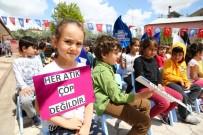 MASA TENİSİ - Çevreci Okullar Ödüllendirildi