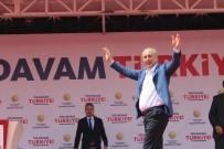 CHP Cumhurbaşkanı Adayı Muharrem İnce;