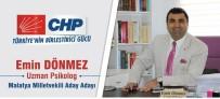 PSIKOLOG - CHP Milletvekili Adayı Dönmez Açıklaması