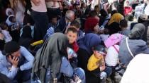CİLVEGÖZÜ SINIR KAPISI - Cilvegözü Sınır Kapısı'nda Ramazan Geçişleri