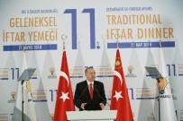 NÜKLEER SANTRAL - Cumhurbaşkanı Erdoğan İftarda Büyükelçilerle Bir Araya Geldi