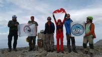 Doğaseverler Sultandağı'na Tırmandı