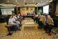 ENGELLİ ÖĞRENCİLER - Engelli Öğrencilerin Şampiyonluk Sevinci