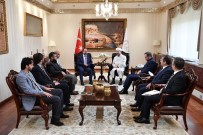 KURTULUŞ SAVAŞı - Erbaş, Afganistan Hac Ve Din İşleri Bakanı Osmani'yi Kabul Etti