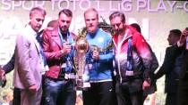 ŞAMPİYONLUK KUPASI - Erzurum'da Süper Lig Sevinci