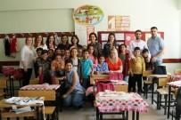 BURSAGAZ - EWE Türkiye Grubu İhtiyaç Sahibi 500'E Yakın Çocuğa Kıyafet Bağışladı