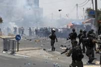 İSRAIL - Filistin'de 112 Kişi Hayatını Kaybetti