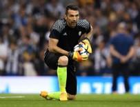 GIANLUIGI BUFFON - Juventus'tan Buffon geçti