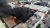 SERBEST BÖLGE - GÜNCELLEME - Mersin'de Soğuk Hava Deposunda Yangın