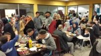 DUISBURG - Gurbetçiler İftar Programında Bir Araya Geldi
