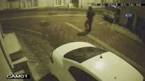 Güvenlik Kameralarından İz Süren Polis, Oto Hırsızlarını Yakaladı