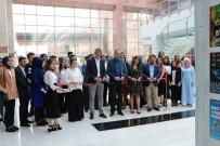 ERARSLAN - Hacıbektaş MYO'da 5.Geleneksel Grafik Tasarım Sergisi Açıldı