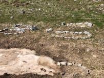 ZILAN - Hakkari'de 12 Temsili Terörist Mezarı Bulundu