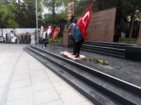 LEVENT KıLıÇ - HDP Çelengini Kırıp, CHP Çelengini Deviren Yaşlı Kadın, Adli Kontrol Şartıyla Serbest Bırakıldı