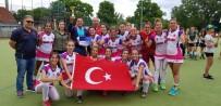 İSTIKLAL MARŞı - Hokeyin Sultanları Tarihi Skorla Avrupa Şampiyonu Oldu