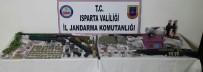 Isparta'da Uyuşturucu Operasyonu Açıklaması 13 Gözaltı