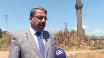 YOL ÇALIŞMASI - İzmir'in 'Yalnız Minaresi' Camisine Kavuşacak