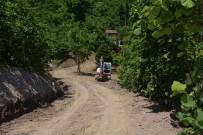 Kabadüz Belediyesi Yol Çalışmaları