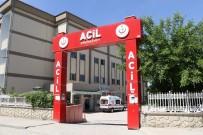 ACIL SERVIS - Kahta Devlet Hastanesi Acil Servisi Yenileniyor