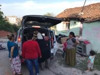 Karacabey'de Her Akşam Bin Ailenin Evine İftar Yemeği Ulaşıyor