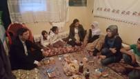 KAYMAKAMLIK - Kaymakam Kırlı'dan Sürpriz İftar Ziyareti