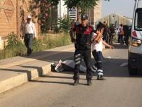 MOTOSİKLET SÜRÜCÜSÜ - Kilis'te Trafik Kazası Açıklaması 1 Ölü, 1 Yaralı