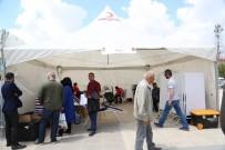 Kırşehir AEÜ'sinden Kızılay'a 395 Ünite Kan Bağışı