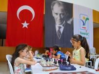 SATRANÇ FEDERASYONU - Manavgat Gençlik Haftası Satranç Turnuvası
