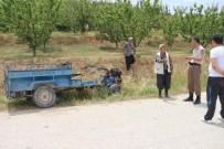 BAYRAM YıLMAZ - Mersin'de Tarım Aracı Devrildi Açıklaması 6 Yaralı