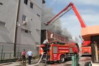 ÇEVİK KUVVET - Mersin'deki Yangın Kontrol Altına Alındı