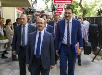 BÜYÜK BIRLIK PARTISI - Milletvekili Aday Listeleri YSK'ya Teslim Edildi