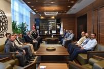 MURAT YıLDıZ - Milletvekili Yıldız KTO'yu Ziyaret Etti