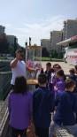 SIĞINMACI - Mobil Matematik Müzesi Saraybosna'da Öğrencilerle Buluştu