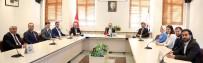 KÜTÜPHANE - Naci Topçuoğlu Meslek Yüksekokulu'na Kalite Kontrolü