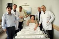 AMELIYAT - Obezite Ameliyatı İçin Almanya'dan Gaziantep'e Geldi
