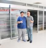 DİYABET HASTASI - Obezite Hastalığına Asansör Fobisi Eklenince Tüp Mide Ameliyatı Oldu