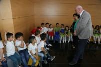 OYUNCAK KÜTÜPHANESİ - Odunpazarı'nda Miniklerin Yıl Sonu Etkinliği