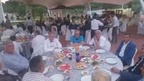 SİVİL TOPLUM - Protokol Ve Devrekli Muhtarlar İftar Yemeğinde Bir Araya Geldi