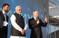 NARENDRA MODI - Putin Ve Modi Soçi'de Bir Araya Geldi