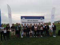 MEHMET ÇALıŞKAN - Samsun'da Ertuğrul Ve Serra Şampiyon Oldu