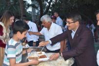 FARUK ÇELİK - Sancaklıiğdecik Şehzadeler'in İftarında Buluştu