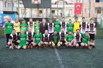 FUTBOL TURNUVASI - SASKİ Futbol Turnuvası Tamamlandı