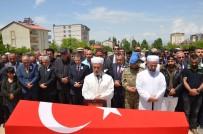 MEHMET EMIN ŞIMŞEK - Şehit Asteğmen Uslu Son Yolculuğuna Uğurlandı