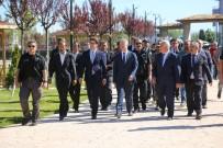 SİVAS VALİSİ - Sivas'ta Hedef 100 Milyon Fidan