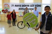 SÜT ÜRETİMİ - Süt Üretiminde Dünyada İlk 10'Da Olan Türkiye Tüketiminde AB Ülkelerinin Gerisinde