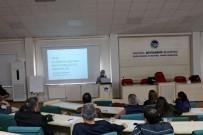 İŞ SAĞLIĞI VE GÜVENLİĞİ KANUNU - 'Temel İş Sağlığı Ve Güvenliği Eğitimi' Seminerleri Devam Ediyor
