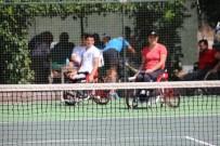 BEDENSEL ENGELLİ - Teniste Engeller Kalktı